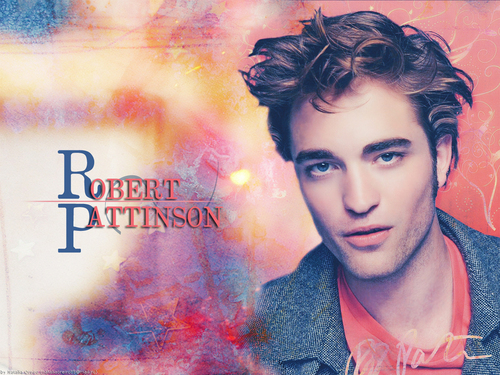 Rob Pattinson fondo de pantalla