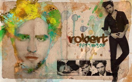 Robert Pattinson wallpaper possibly with a sign called Rob Pattinson
