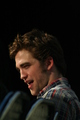 Rob at the Comic Con! - twilight-series photo