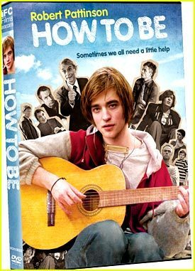 Robert Pattinson: How To Be on DVD November 17