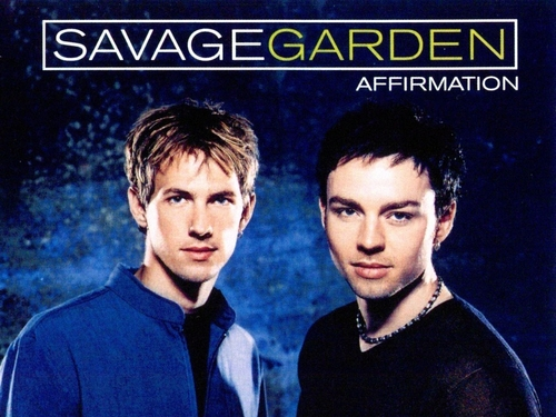 Savage Garden fonds d'écran