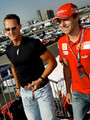 Schumi and Luca - michael-schumacher photo