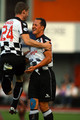 Schumi and football - michael-schumacher photo