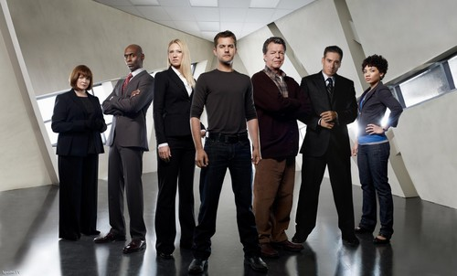 Season 2 Cast Promotional foto-foto
