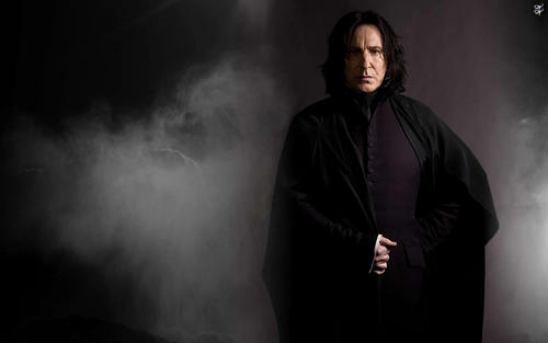 Severus Snape Wallpaper - severus-snape Wallpaper