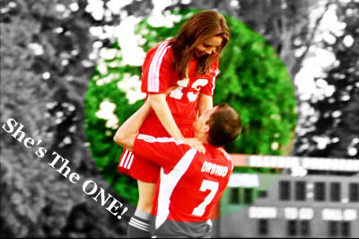 She's The One For HIM!<333