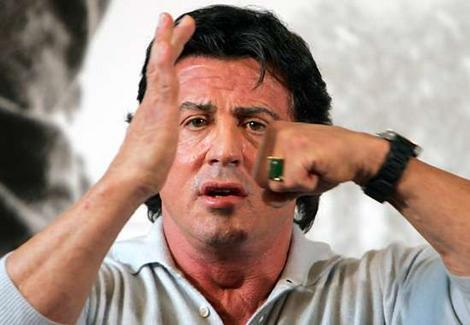 Sylvester Stallone wallpaper entitled Sly