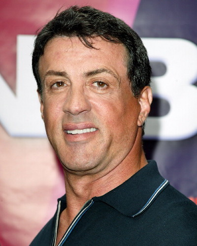 Sylvester Stallone wallpaper probably containing a business suit entitled Sly