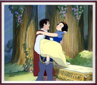 Snow White finds her Prince !