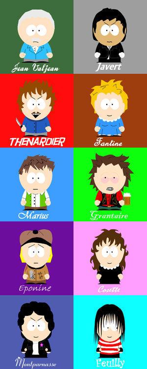 South Park Miserables