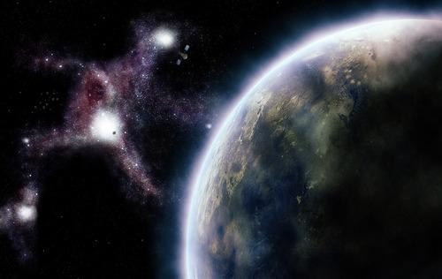l'espace Art (Sci-Fi)