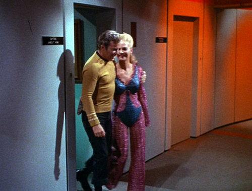 ngôi sao Trek TOS Women
