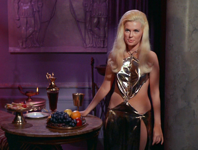 星, 星级 Trek TOS Women