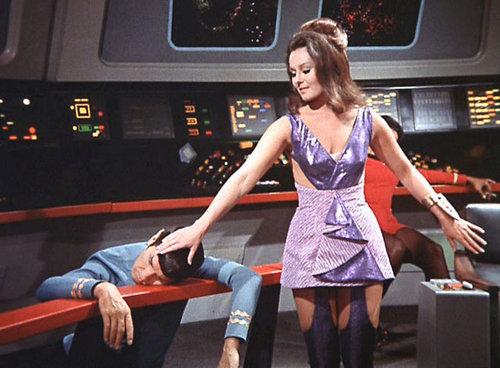 星, つ星 Trek TOS Women