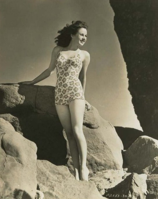 Susan Hayward: Swimsuit siren