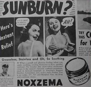 Susan Hayward: costume da bagno siren