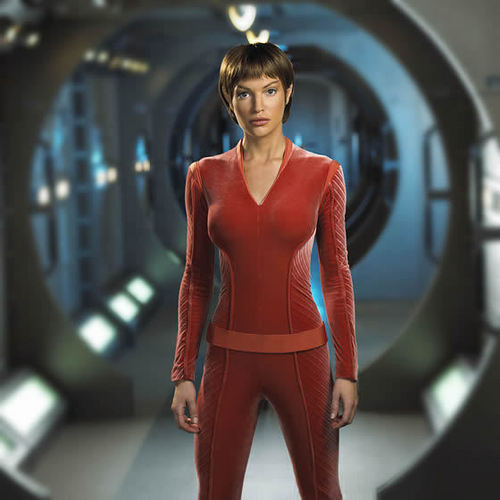 T'Pol - ST Enterprise