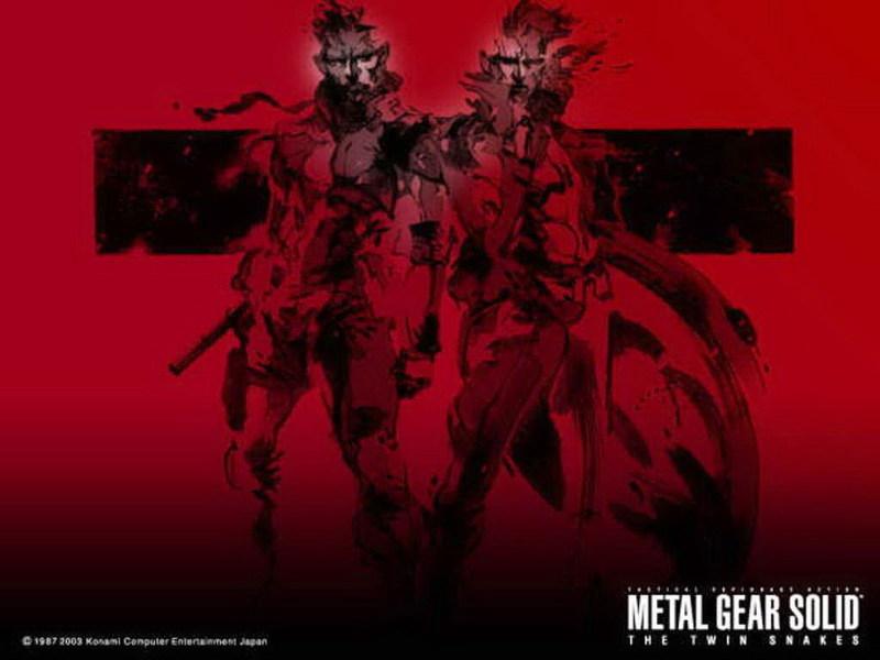 metal gear solid wallpapers. Metal Gear Solid Wallpaper