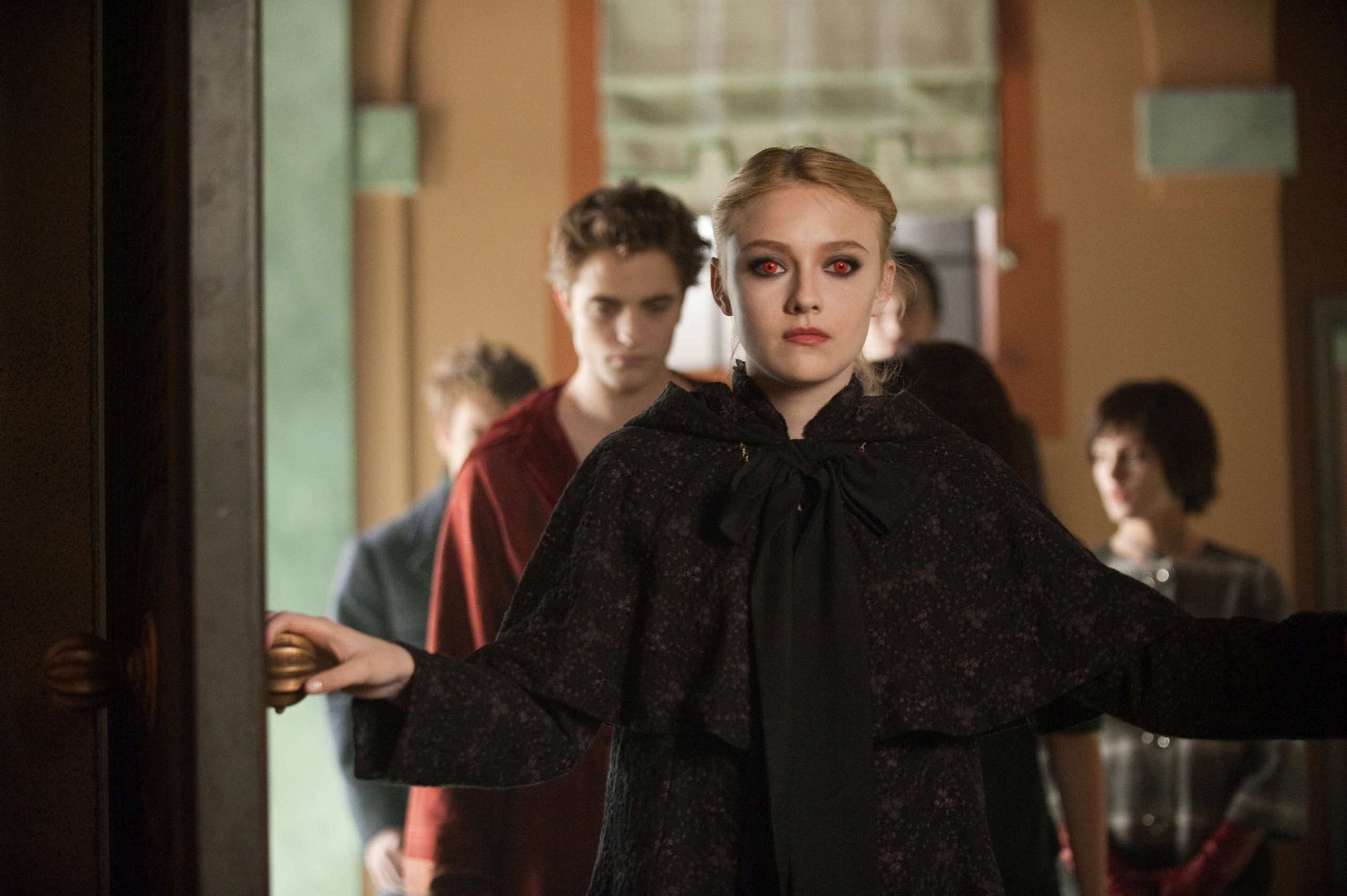 THE VOLTURI. IN HQ. [if te haven't seen them, HERE THEY ARE!]