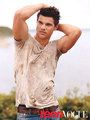 Taylor Lautner in Teen Vogue - twilight-series photo