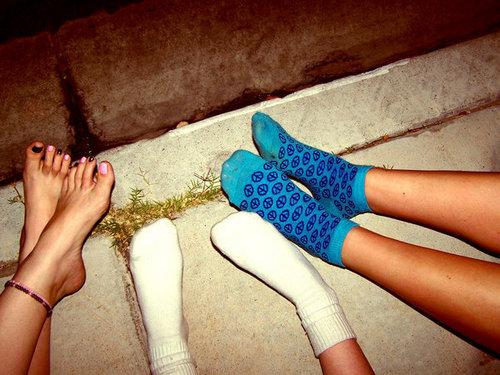 Teen feet!