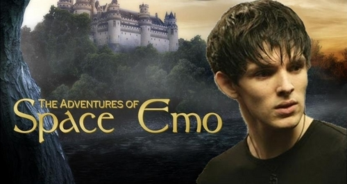 The Adventures of Space Emo! - colin-morgan Fan Art