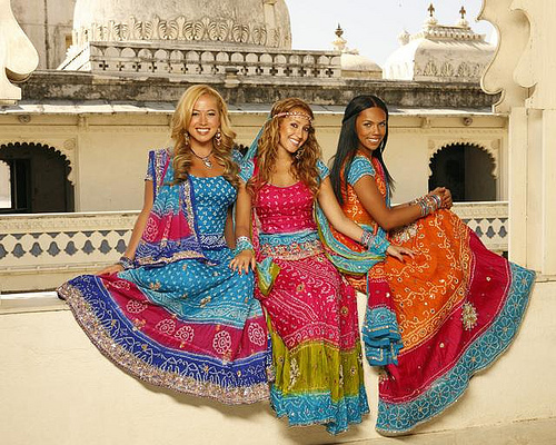 The Cheetah Girls One World...