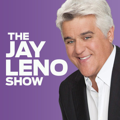 The Jay Leno Show Poster