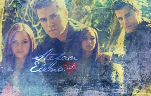 The Vampire Diaries Fan art