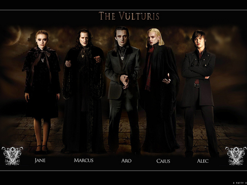 The Volturi wallpaper with a business suit, a well dressed person, and a suit titled The Volturi