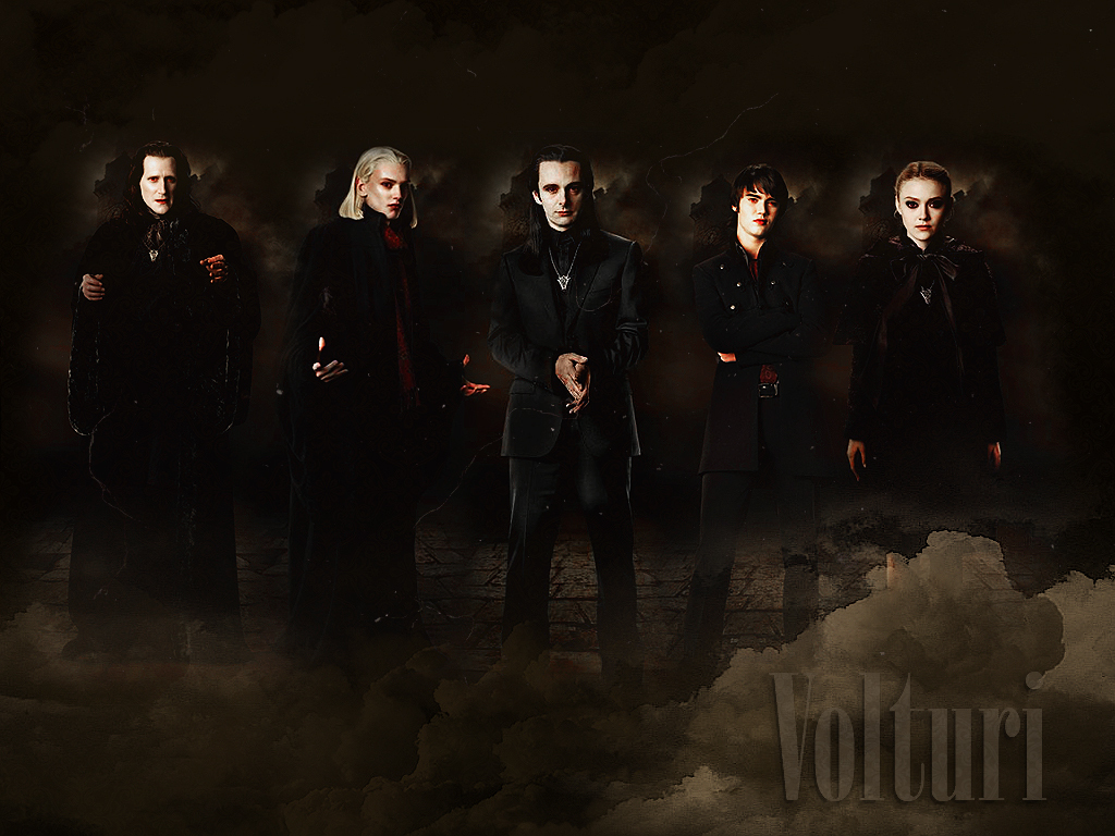 The Volturi - the-volturi wallpaper
