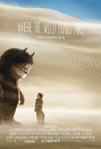 Where The Wild Things Are wallpaper possibly with a tom, a cat, and a kitten entitled Third Official 'Where The Wild Things Are' Movie Poster