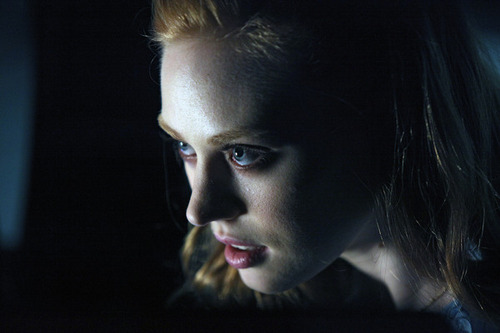 Deborah Ann Woll wallpaper probably containing a portrait titled True Blood S2 Still