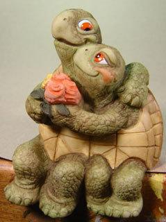 龟, 海龟 爱情