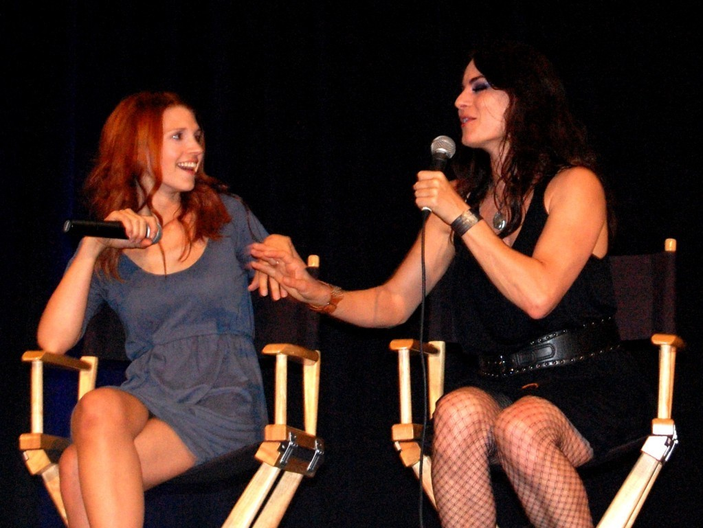 Supernatural Vanc Con: Julie and Traci