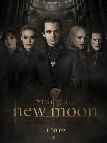 Volturi New Moon Poster