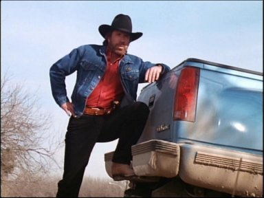 Walker Texas Ranger 壁紙 possibly with a tailgate titled Walker