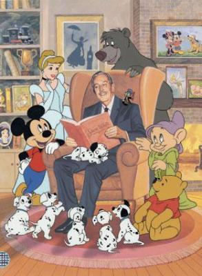 Walt and his Characters