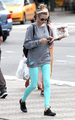 Whitney Out in West Village - the-city photo