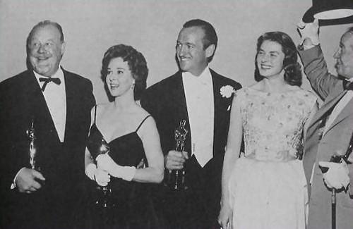 Winning the Best Actress Oscar
