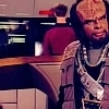 Worf_The Emmissary - worf Icon