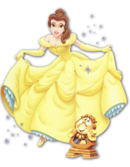 Princess Belle wallpaper probably with a cupcake, a frosted layer cake, and a bouquet called belle