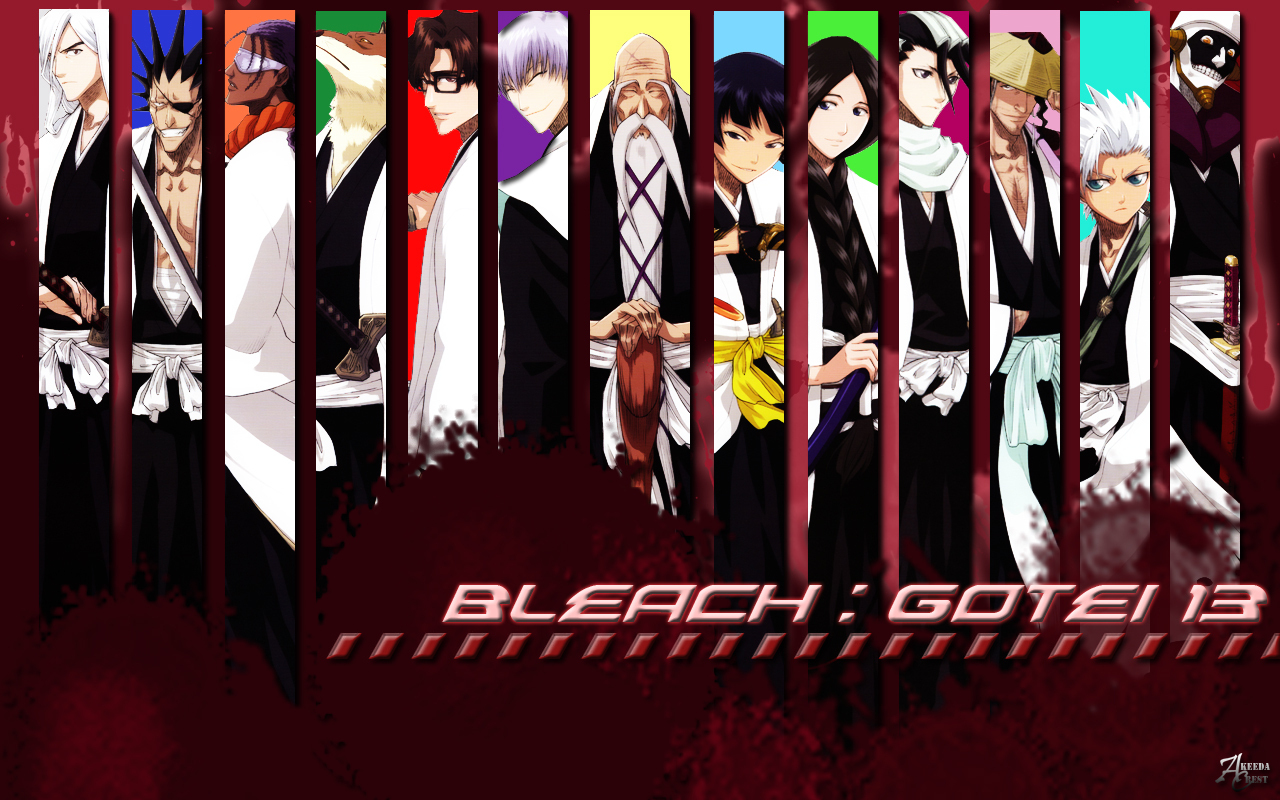 bleach - Bleach Anime Wallpaper (7994301) - Fanpop