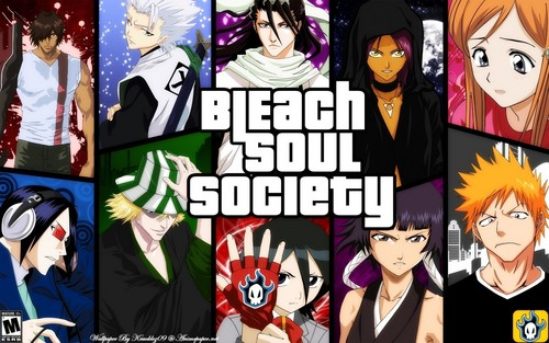 Bleach Anime wallpaper titled bleach