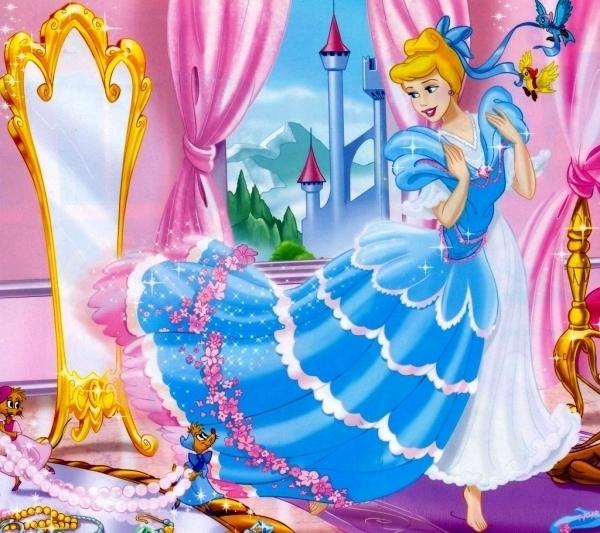 مكتبة ضخمة من صور ورمزيات اميرات ديزني Cinderella-princess-cinderella-7918949-600-533