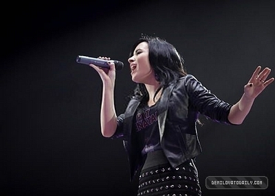 demi and jb at Canada's Much música