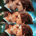 edward and bella - robert-pattinson fan art