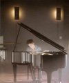 edwrad-playing-piano - twilight-series photo