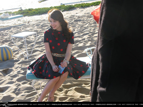 emma roberts photoshoots and appearances