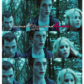 emmett, edward&rosalie - robert-pattinson fan art
